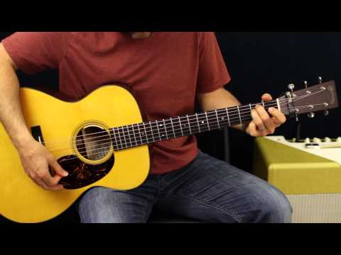 How To Play - Gary Allan - It Ain't The Whiskey - Acoustic Guitar Lesson - Beginner