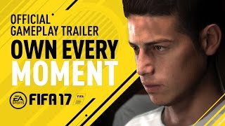 FIFA 17 - Gameplay Trailer