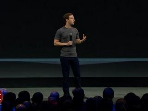 Facebook's Zuckerberg reveals new log-in features for apps
