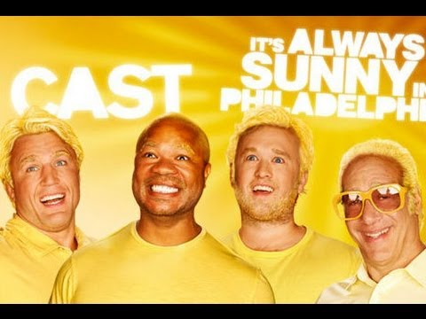 It's Always Sunny in Philadelphia  - Season 8 | New Cast Featurette, Funny featurette showing the new replacement cast for season 8.