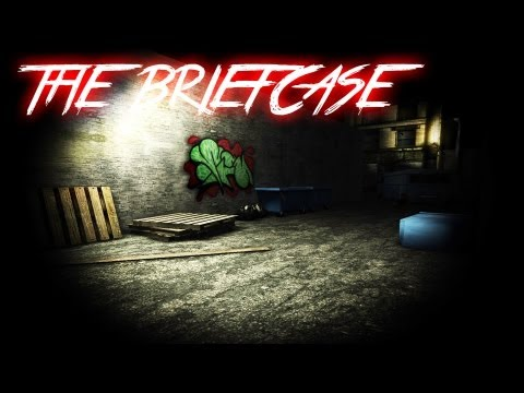 The Briefcase | BUT WHAT'S IN IT?? | Indie Horror Game - Commentary/Face cam reaction