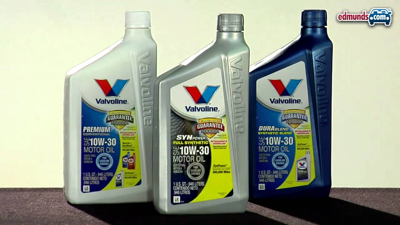 Motor Oil Conventional Vs Synthetic Youtube