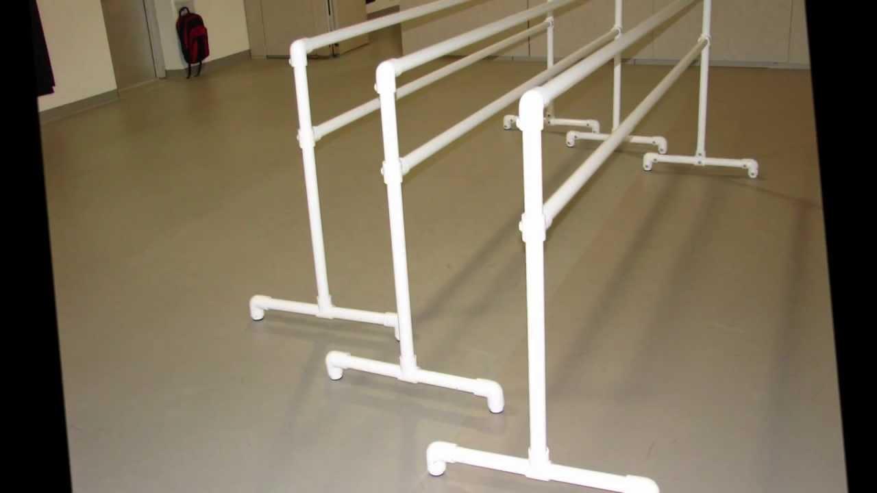 Portable Ballet Barre Ballet Workout Exercise Bar Boss