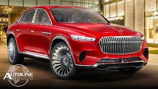 Maybach SUV Headed for Production, Tesla Cancels Mid Range 3 - Autoline Daily 2555