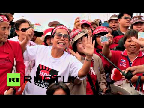 Thailand: Red Shirts' rally kicks off outside Bangkok