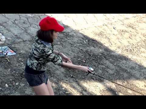 Comment faire du skipping à la pêche (Mayme)
