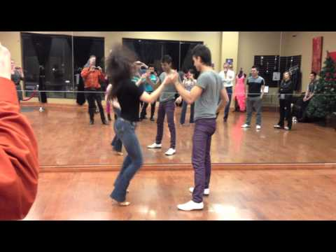 Salsa Dancing in Utah at DF Dance Studio