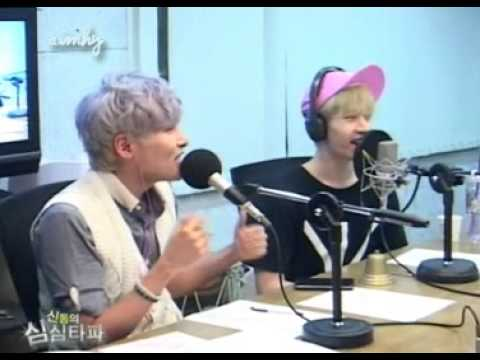 130618 Ryeowook Rap to Intro Henry Album Super Junior Shindong SSTP