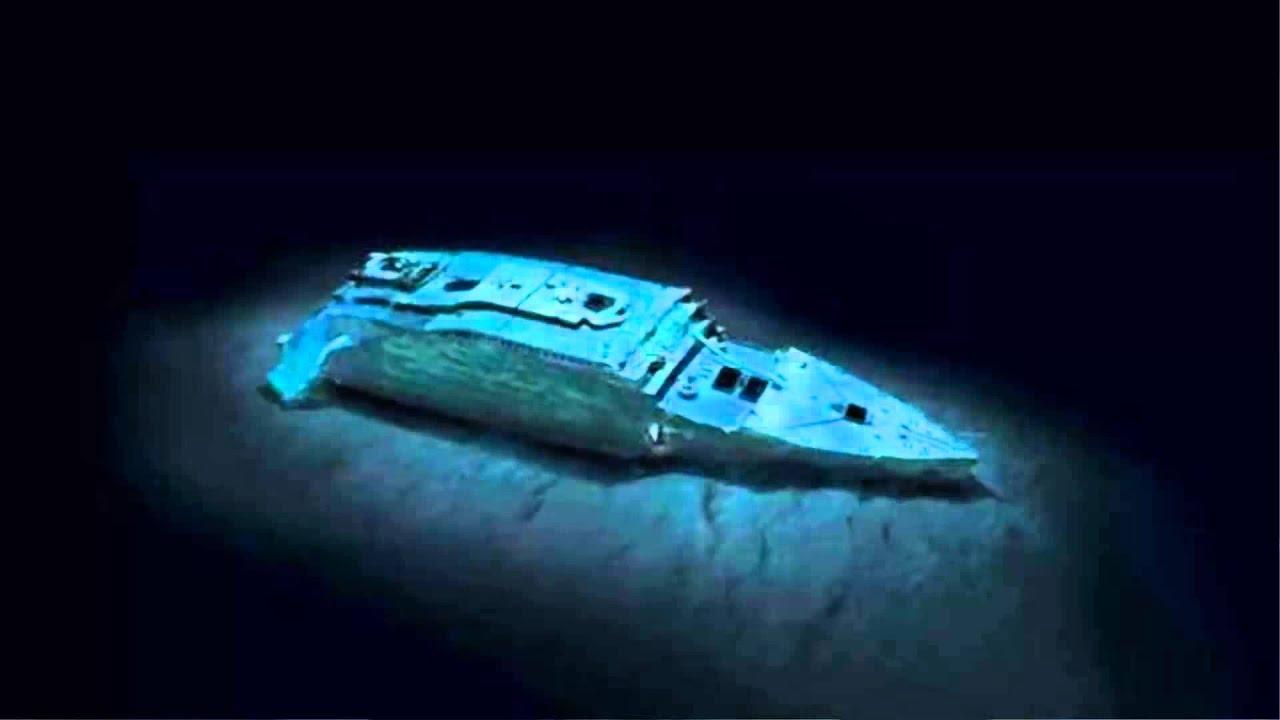 Fotos Reales Del Titanic Hundido Impresionante Youtube ...