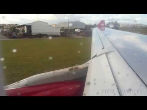 Virgin Atlantic A330 VS030 Barbados to London Full Flight