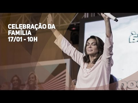 17/01/2016 - Celebração - 10h - Bispa Sonia Hernandes