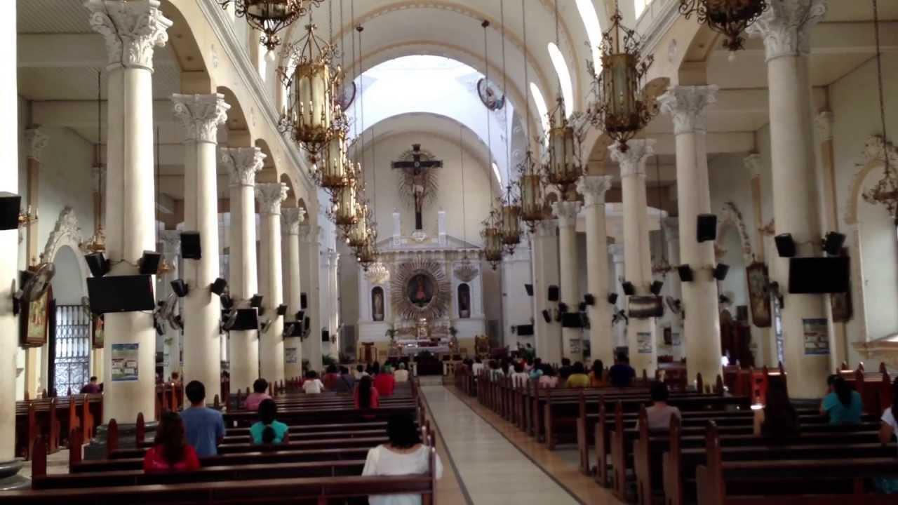 Holy Rosary Parish, Angeles City, Pampanga 06-12-2013 - YouTube