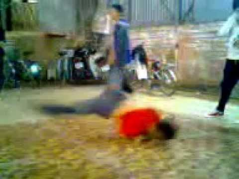 Con gái Trà Vinh thi đấu nhảy HIPHOP năm 2010