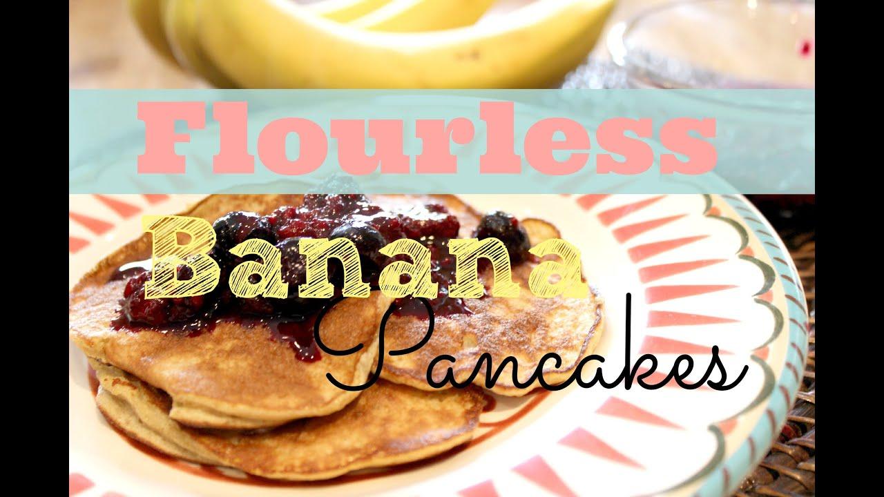 Healthy Breakfast Recipe: How To Make Banana Pancakes ...