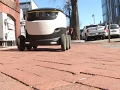 Food Delivery Robots are Roaming DC Streets