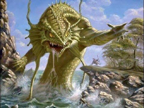 Ly kỳ huyền tích diệt yêu quái biển Đông thời Hùng Vương