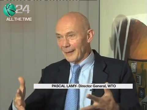 Interview With The Outgoing WTO Boss, Pascal Lamy