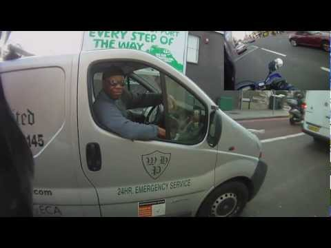 Van Man Argument (WHP, Electrical & Building Limited)