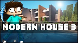 Minecraft Houses on Page 1 Of Comments On Minecraft   Modern House 3   Youtube