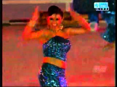 Indian Performance for 'Nakka Mukka' Song in World Cup Cricket  2011 Opening Ceremony (Dhakka)