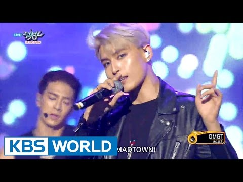 MADTOWN (매드타운) - OMGT [Music Bank HOT Stage / 2015.11.13]