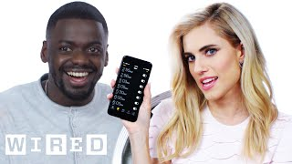 'Get Out' Cast Shows Us the Last Thing on Their Phones | WIRED