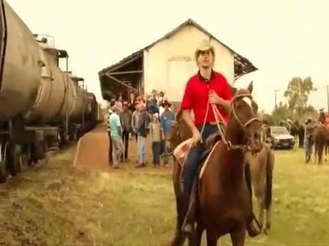 FAROESTE in ROLÂNDIA - BANG BANG - COWBOYS - CAVALGADA com o  TREM -    By  FARINA