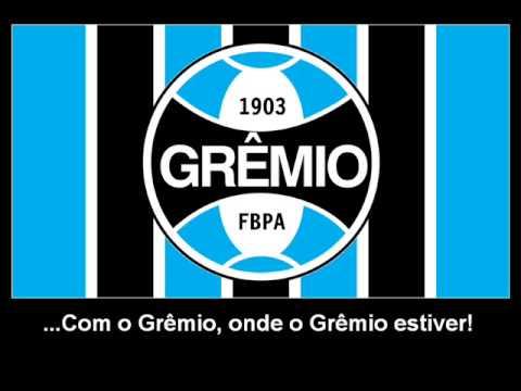 Hino do Grêmio (Letra)