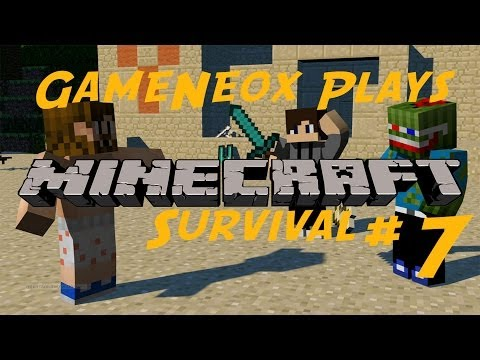 Minecraft Survival | EP7 | with Isak, Carl and MCestil