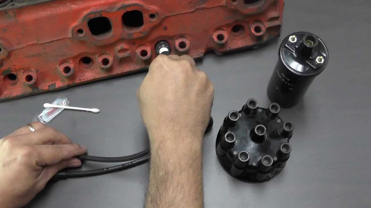 Dielectric Grease Wiring Harness : How to properly use dielectric grease on spark plug wires