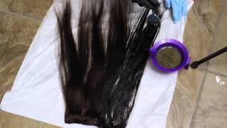 Diy: How I Dye My Hair Extensions