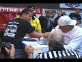 Arm Wrestler Breaks Arm During Match!