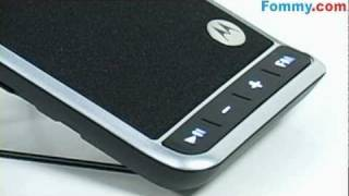 Motorola® Roadster TZ700 In-Car Speakerphone!