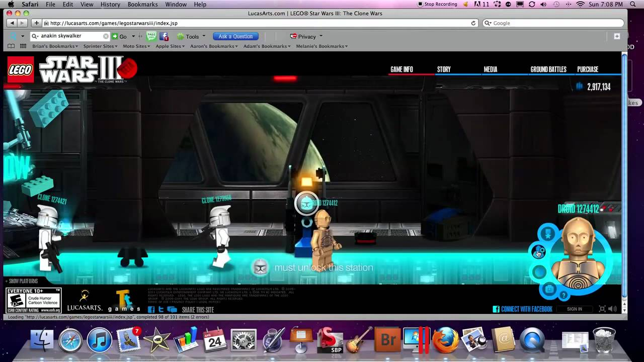 Lego Star Wars Play Online 88