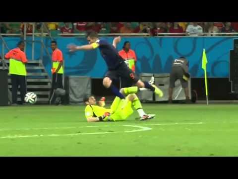 Spain 1-5 Netherlands (The Dutch Revenge) Fan Video
