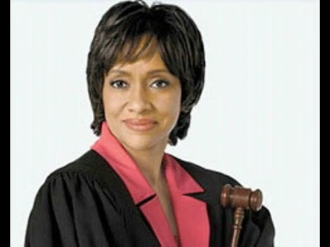 Judge Hatchett Finds Her Hebrew Roots On the Air From  ANCIENT ISRAEL!!!!~
