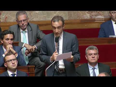 M. Arnaud Viala - Règlement européen de la crise migratoire