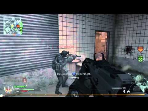 COD MW2 - AC130 Mistakes