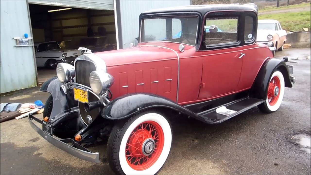 1932 chevy coupe 13 850 youtube for 1932 chevy 2 door sedan