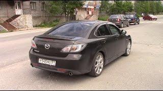 Mazda 6. Такой Zoom-Zoom можно купить за 500 тысяч.. Миша Яковлев
