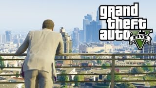 GTA 5 Review And IPhone & Android App (GTA V)