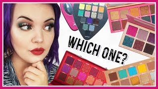 WHICH JEFFREE STAR COSMETICS PALETTE IS BEST FOR YOU?