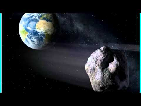 The Beast! Near-Earth Asteroid Will Fly By Earth Sunday!