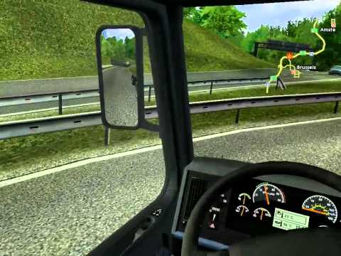 Let's Play Euro Truck Simulator
