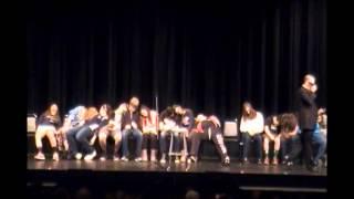 Terry Parrett Comedy Hypnosis Demo