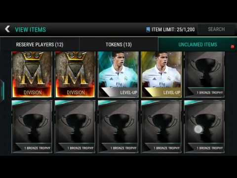 Fifa 17 Mobile:Pack Opening #2