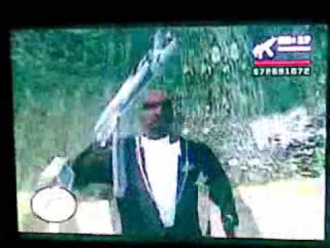 GTA SAN ANDREAS MISTERI- LA FORESTA (on ps2)