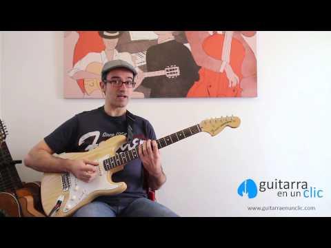 P1C14 - Ejercicios de digitacion para guitarra.