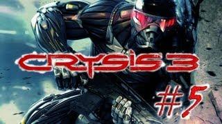 Crysis 3. Серия 5 -