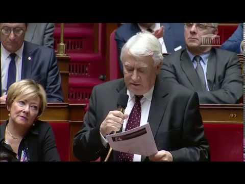 M. Claude Goasguen - Pacte de Marrakech
